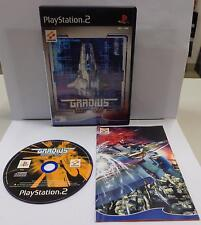 Console Game SONY Playstation 2 PS2 PSX2 Play PAL GRADIUS III & IV 3 / 4 Konami