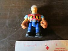 Fisher Price Husky Helper construction man dad truck driver cement dozer dump z