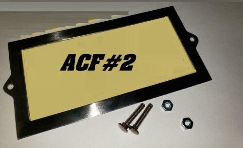 MILLS AWARD CARD FRAME ACF#2 WITH HARDWARE ACF#2