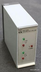 ENDRESS-HAUSER-Relais-WETZER-indicator-HTA-380-220VAC-50-60Hz-0-5V
