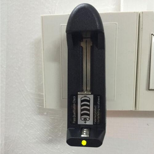 Rechargeable Battery Charger EU Plug 18650 14500 CR123A Li-ion AA AAA