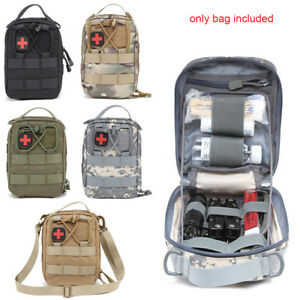 Details about 1000D Tactical First Aid Kit Survival EDC Molle EMT Bag IFAK  Medical Pouch Sling