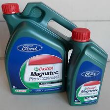 Ford Castrol Magnatec Professional A5 5W-30 6 Liter Motoröl Ford WSS-M2C913-D