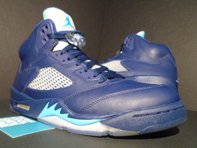 e68ff8967703f8 B Grade Nike Air Jordan 5 Retro Shoes Hornets Mens Sz 10.5 136027 405 for sale  online