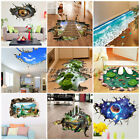 3D Broken DIY Removable Art Vinyl Wall Stickers Decal Mural Decor Room Sky Floor