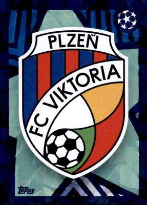 GüNstiger Verkauf Topps Champions League 18/19 - Sticker 478 - Club Logo Bestellungen Sind Willkommen.