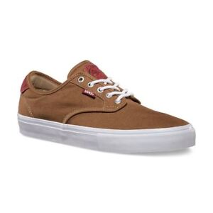 082f8afc8a VANS Chima Ferguson Pro (Cork) Rubber Red Skate Shoes MEN S 7 ...