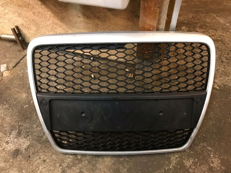 Frontgrill, Audi, A6 4f