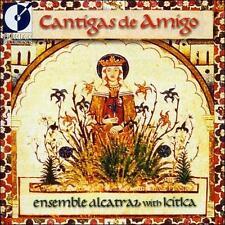 Cantigas de Amigo (Songs for a Friend), New Music