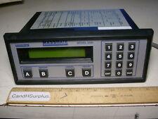 Schlumberger Massmate 2500.mass flow computer Electronic counter model MS294-ABL