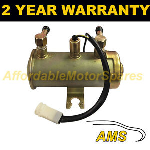 FOR-LAND-ROVER-90-110-12V-ELECTRIC-PETROL-DIESEL-FUEL-PUMP-FACET-RED-TOP-STYLE