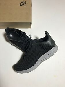 Details about 2012 Nike FREE INNEVA WOVEN NRG NSW BLACK WOLF GREY 553279 001 10 men