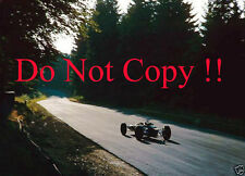 Jim Clark Lotus 33 German Grand Prix 1964 Photograph 1