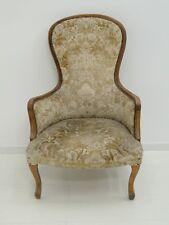 2228D-Chippendale Fauteuil-Sitzmöbel-Polstersessel-Armlehnenstuhl-Stuhl