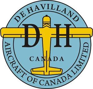 Resultado de imagen para De Havilland canada logo