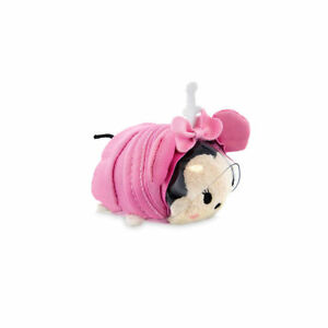Disney-Store-Astronaut-Minnie-Mouse-Tsum-Tsum-Mini-Plush-3-1-2-034-Toy-Doll