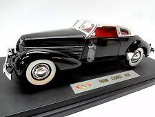 1936 Cord 810 Phaeton 1:18th scale diecast Signature Models E.L 1937 812 Model
