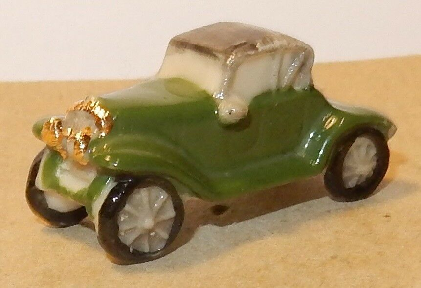 RARE 2015 PANHARD TYPE X19 1912 1921 green CAPOTE greyE FEVE PORCELAINE 3D 1 160