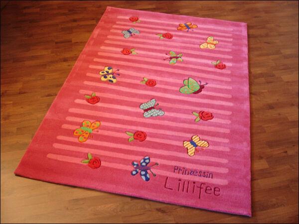 Princesse Lillifee Tapis 2099-01 130x190 cm Neuf