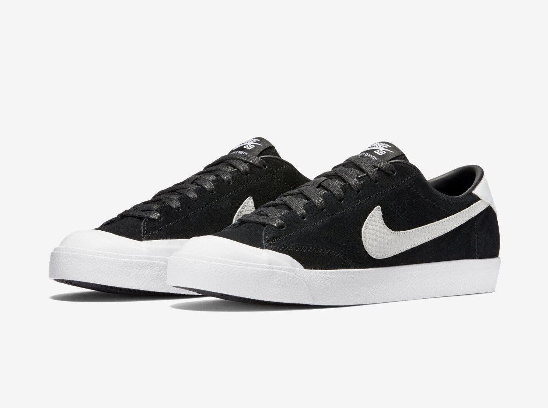 Nike sb uomini zoom skateboard tutte corte ck qs skateboard zoom / casual 811252 001 dimensioni: 10 8cd0bd