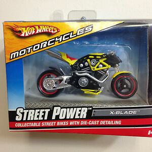 X Blades Hot 2008 STREET POWER X-BL...