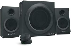 Logitech-Z333-Multimedia-Speakers-2-1-Speaker-System-UK-Stock-2-Year-Warranty