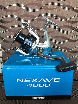 Shimano Nexave 2500 FE Spinrolle