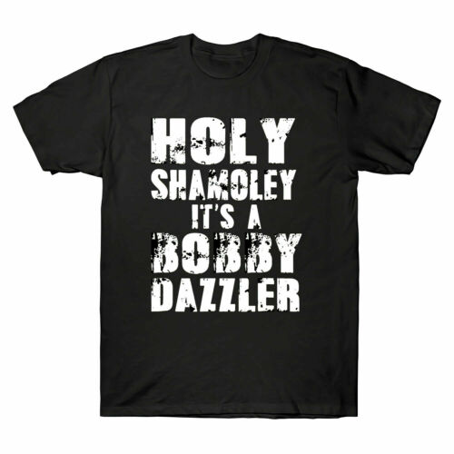 Curse of Oak Island Holy Shamoley Bobby Dazzler Mens Short Sleeve Tee T-Shirt
