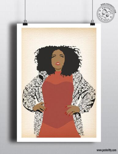 Minimal Poster Posteritty Art Print Minimalist Big Grrrl Lizzobangers LIZZO
