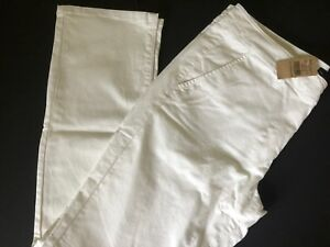 Nwt American Eagle Skinny Low Rise Stretch White Pants Jeans Women S 10 Tall 400255619949 Ebay