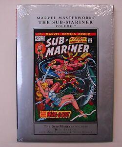 US-Marvel-Masterworks-Sub-Mariner-Vol-7-neu