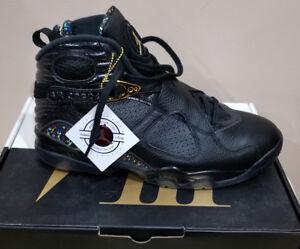 e3ddb514981 Image is loading Air-Jordan-8-Retro-VIII-Championship-Pack-Confetti