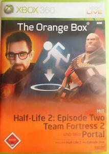 Half-Life 2 The Orange für Box Xbox 360 - SEHR GUT - Brandenburg, Deutschland - Half-Life 2 The Orange für Box Xbox 360 - SEHR GUT - Brandenburg, Deutschland