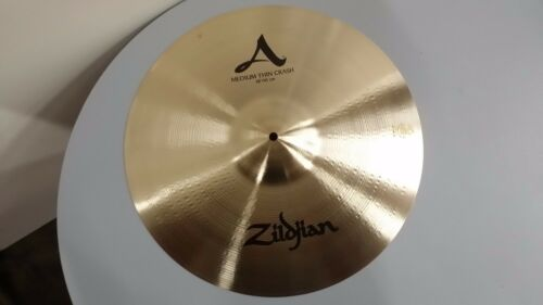 """Zildjian A Series 18/"""" Medium Thin Crash A0232 **MINT CONDITION"""