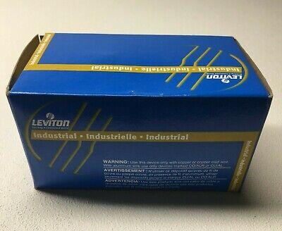 #6431 New! Leviton 2411 Plug Lock Lot of 5