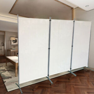 Spanische Wand Raumteiler Paravent Zimmer Sichtschutz Stellwand 215 cm Trennwand