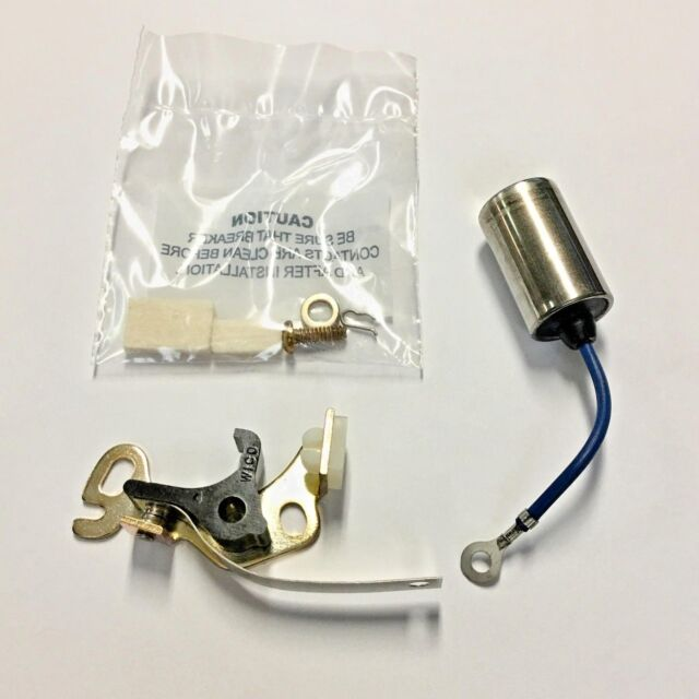 Gravely Model L/C-OEM Points and Condenser Set for Wico Magneto 13996, 13998