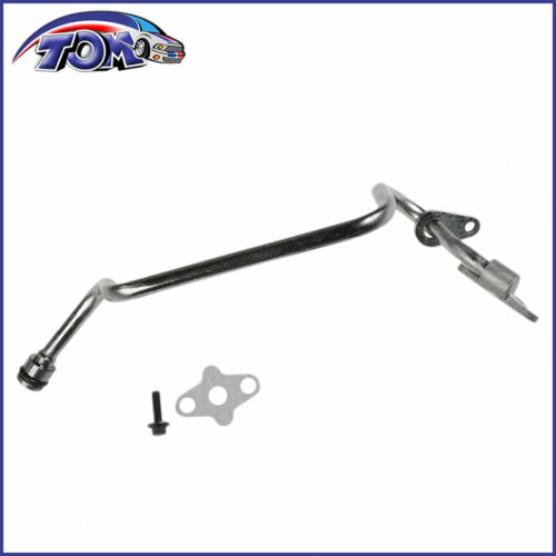 Turbocharger Oil Feed Line For Ford International IC Corporation 625-210