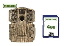 New Moultrie M-888I M888I Scouting Trail Cam Deer Security Camera w/ 4G SD Card