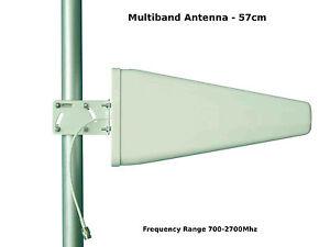 Antenna Huawei E5172 Aerial Signal Booster 2G 3G 4G 2300 Mhz Saudi Arabia SMA