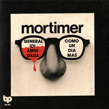 """MORTIMER General Idi Amin Dada 7"""" . punk rock la banda trapera del rio ramoncin"""
