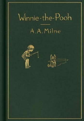 Winnie-the-Pooh: Classic Gift Edition by A. A. Milne, Ernest H. Shepard (illu...