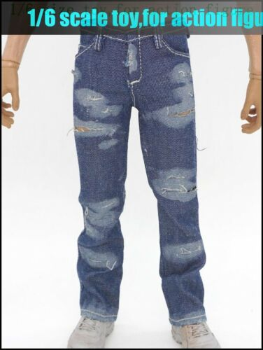 L41-05 1//6 scale action figure Destroyed Jeans