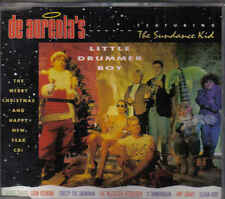 The Aurealas-Little Drummer Boy cd maxi single