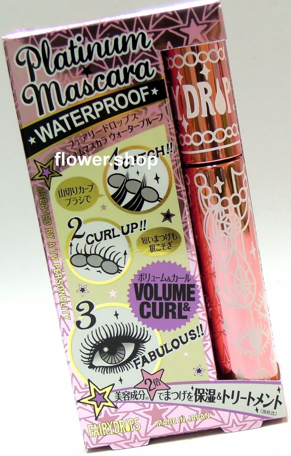 5ed8e284155 Fairy Drops Platinum Mascara Waterproof Type T2 for sale online | eBay