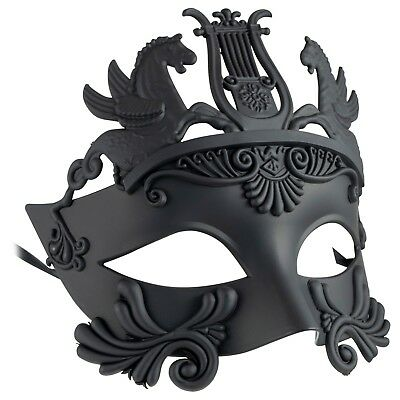 Gladiatore romanoFiligrana Masquerade Maschera Veneziana da UomoFancy Dress Prom Ball