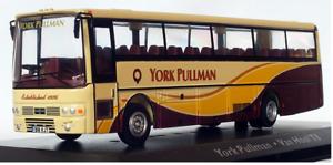 DIE CAST ATLAS York Pullman Van Hool T8 Bus 1/72 [112]