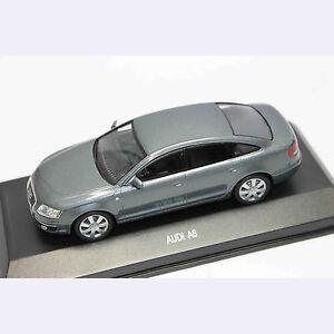 1-43-Car-Model-80014-AUDI-A6-GREY