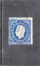 ST. THOMAS D. LUIS I 50 REIS (1887) AF # 20 Perf. 13,5 Used