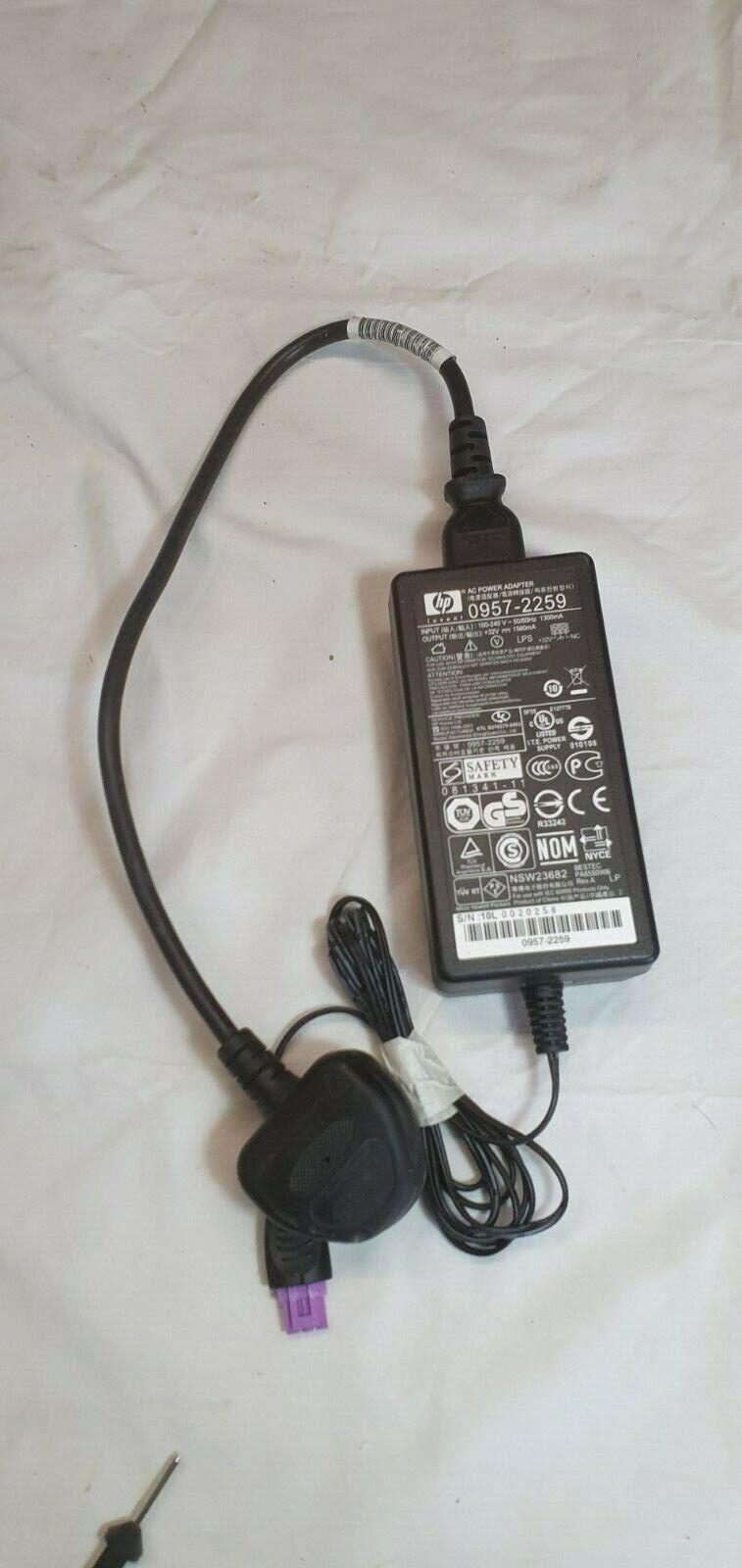 HP 0957-2259 Adapter Power Supply 32V 1.56A (B)